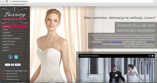Optimizacija sajta – Venčanice