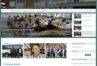 Izrada sajta za škole