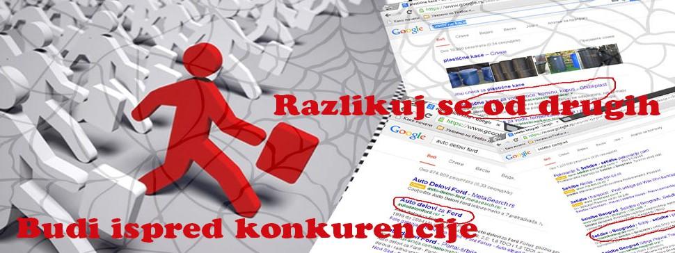 Seo optimizacija sajta ~ korak ispred svih